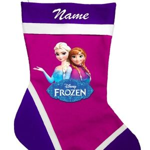 Frozen Personalized Christmas Stockings